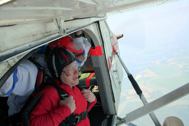 Tandem Skydiving in Virginia & North Carolina