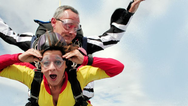 Skydiving Adventure In Virginia Beach Nc
