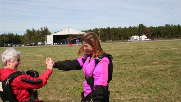 Tandem Skydiving Prices in Virginia