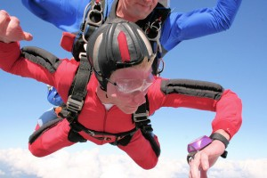 What to wear Tandem Skydiving