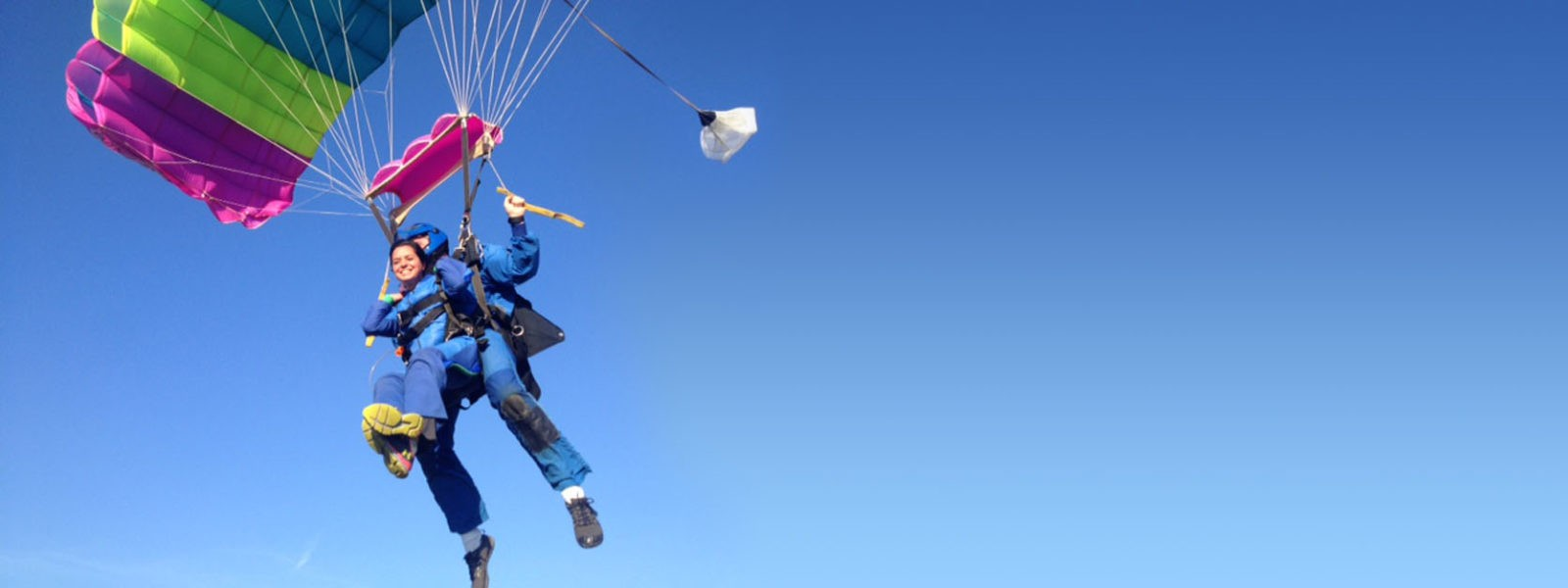 Skydiving In Va Beach