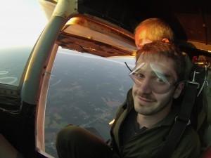 Skydiving in VA Beach