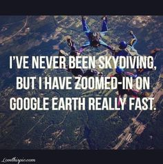 skydive-quote