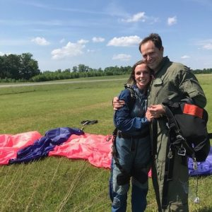 Couples Tandem Jump