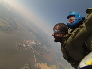 Skydive in VA