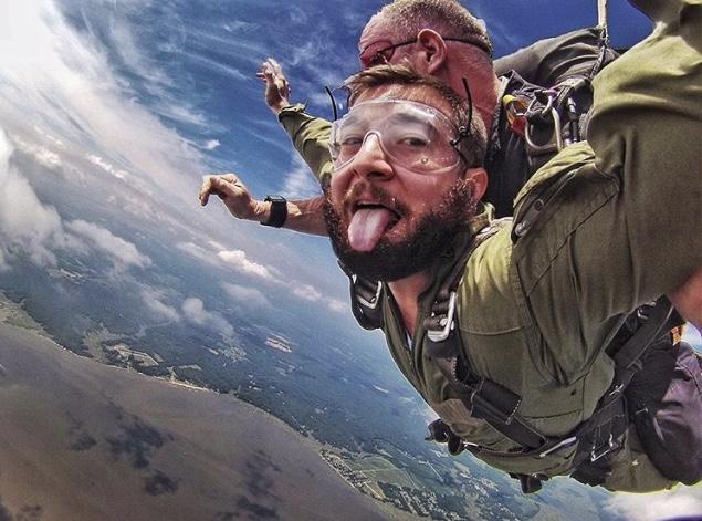 Skydive Norfolk VA
