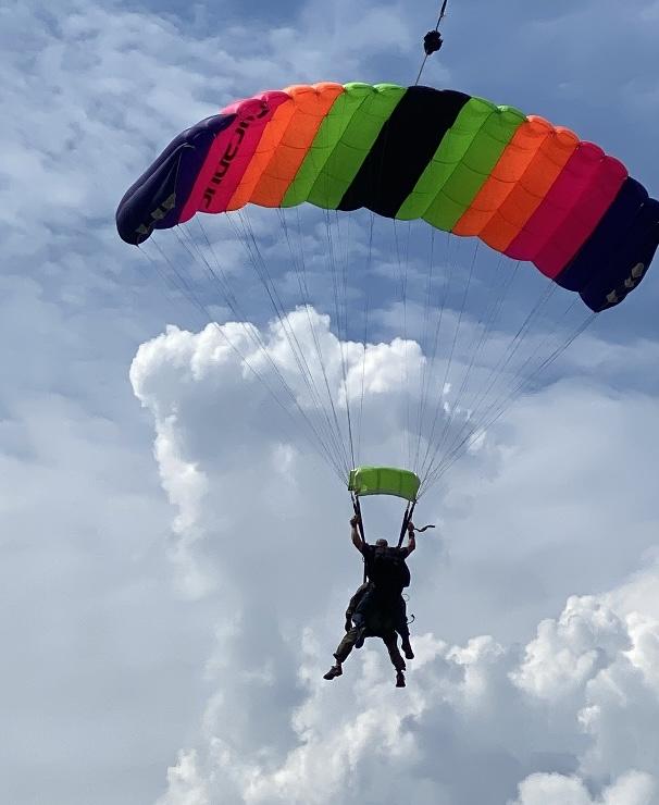 Skydive in Virginia
